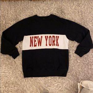 NEW YORK crewneck by John Galt